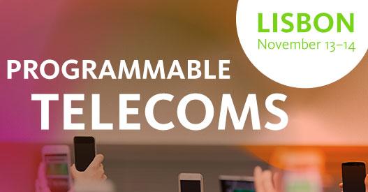 TADSummit Lisbon 2018 – Programmable Telecoms