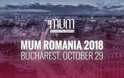 MUM Romania 2018